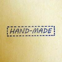 HandMade(стежки), силиконовый штамп