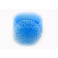 Круг, вкладыш текстурный d8 см, № 9